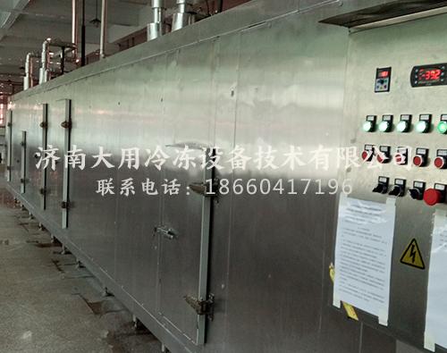 隧道速冻机设备